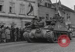 Image of 4th Armored Division Susice Czechoslovakia, 1945, second 7 stock footage video 65675076999