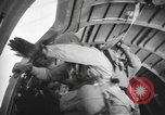 Image of British-American paratroopers England, 1944, second 2 stock footage video 65675077003