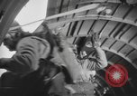 Image of British-American paratroopers England, 1944, second 3 stock footage video 65675077003