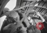 Image of British-American paratroopers England, 1944, second 9 stock footage video 65675077003
