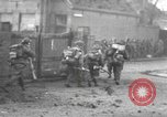 Image of British Marines Holland Netherlands, 1944, second 1 stock footage video 65675077005