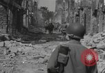 Image of American soldiers Mortain France, 1944, second 7 stock footage video 65675077006