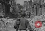 Image of American soldiers Mortain France, 1944, second 8 stock footage video 65675077006