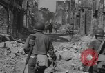 Image of American soldiers Mortain France, 1944, second 9 stock footage video 65675077006