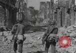 Image of American soldiers Mortain France, 1944, second 11 stock footage video 65675077006