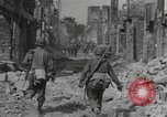 Image of American soldiers Mortain France, 1944, second 12 stock footage video 65675077006