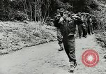 Image of British prisoners Normandy France, 1944, second 4 stock footage video 65675077010