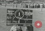 Image of 332nd Fighter Group Italy Ramitelli Airfield, 1944, second 1 stock footage video 65675077017