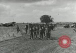 Image of 332nd Fighter Group Italy Ramitelli Airfield, 1944, second 4 stock footage video 65675077017