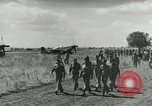 Image of 332nd Fighter Group Italy Ramitelli Airfield, 1944, second 9 stock footage video 65675077017