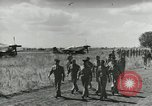 Image of 332nd Fighter Group Italy Ramitelli Airfield, 1944, second 10 stock footage video 65675077017