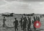 Image of 332nd Fighter Group Italy Ramitelli Airfield, 1944, second 12 stock footage video 65675077017