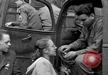 Image of US 16th Armored Division in Pilsen Czechoslovakia Pilsen Czechoslovakia, 1945, second 3 stock footage video 65675077026