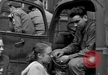 Image of US 16th Armored Division in Pilsen Czechoslovakia Pilsen Czechoslovakia, 1945, second 8 stock footage video 65675077026