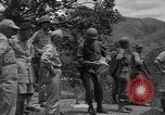Image of army officers Luzon Island Philippines, 1945, second 4 stock footage video 65675077040