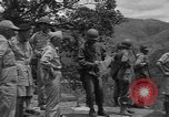 Image of army officers Luzon Island Philippines, 1945, second 6 stock footage video 65675077040