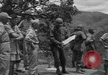 Image of army officers Luzon Island Philippines, 1945, second 7 stock footage video 65675077040