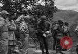 Image of army officers Luzon Island Philippines, 1945, second 11 stock footage video 65675077040