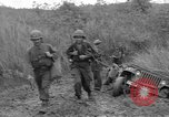 Image of US troops of 103rd Infantry Regiment in Philippines Philippines, 1945, second 3 stock footage video 65675077041