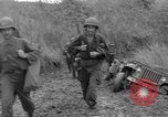 Image of US troops of 103rd Infantry Regiment in Philippines Philippines, 1945, second 5 stock footage video 65675077041