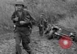 Image of US troops of 103rd Infantry Regiment in Philippines Philippines, 1945, second 7 stock footage video 65675077041