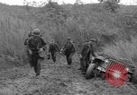 Image of US troops of 103rd Infantry Regiment in Philippines Philippines, 1945, second 12 stock footage video 65675077041