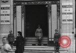 Image of Ministry of National Defense France, 1940, second 3 stock footage video 65675077046