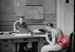 Image of Allied officers Brazzaville Congo, 1941, second 9 stock footage video 65675077050