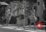 Image of American models Miami Beach Florida USA, 1941, second 12 stock footage video 65675077057