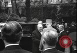 Image of Winston Churchill visits Premier Charles de Gaulle in Paris Paris France, 1958, second 11 stock footage video 65675077061