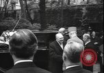 Image of Winston Churchill visits Premier Charles de Gaulle in Paris Paris France, 1958, second 12 stock footage video 65675077061