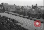 Image of 41st Anniversary celebration in Moscow, Soviet Union Moscow Russia Soviet Union, 1958, second 4 stock footage video 65675077063