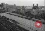 Image of 41st Anniversary celebration in Moscow, Soviet Union Moscow Russia Soviet Union, 1958, second 6 stock footage video 65675077063