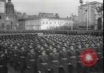 Image of 41st Anniversary celebration in Moscow, Soviet Union Moscow Russia Soviet Union, 1958, second 10 stock footage video 65675077063