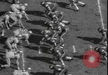 Image of Army versus Rice Football Houston Texas USA, 1958, second 11 stock footage video 65675077064