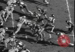 Image of Army versus Rice Football Houston Texas USA, 1958, second 12 stock footage video 65675077064