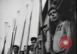 Image of College Students rowing boats Washington State United States USA, 1943, second 11 stock footage video 65675077072