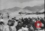 Image of Polish refugees Iran, 1943, second 9 stock footage video 65675077076