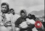 Image of Polish refugees Iran, 1943, second 12 stock footage video 65675077076