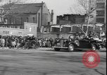 Image of Roosevelt inaugural parade Washington DC USA, 1941, second 7 stock footage video 65675077081