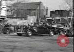 Image of Roosevelt inaugural parade Washington DC USA, 1941, second 9 stock footage video 65675077081