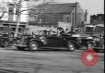 Image of Roosevelt inaugural parade Washington DC USA, 1941, second 10 stock footage video 65675077081