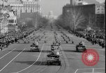 Image of inaugural parade Washington DC USA, 1941, second 2 stock footage video 65675077083