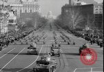 Image of inaugural parade Washington DC USA, 1941, second 4 stock footage video 65675077083