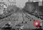 Image of inaugural parade Washington DC USA, 1941, second 9 stock footage video 65675077083
