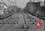 Image of inaugural parade Washington DC USA, 1941, second 12 stock footage video 65675077083