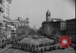 Image of inaugural parade Washington DC USA, 1941, second 2 stock footage video 65675077084