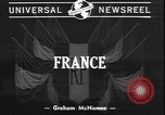 Image of Belgian refugees France, 1940, second 1 stock footage video 65675077087