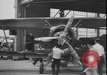 Image of Curtiss airplanes Buffalo New York USA, 1940, second 10 stock footage video 65675077089