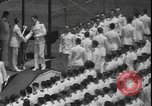Image of midshipmen Annapolis Maryland USA, 1940, second 6 stock footage video 65675077091